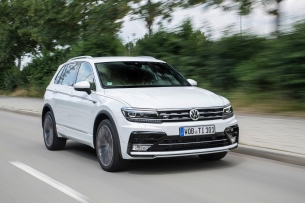 Tiguan Tech Day